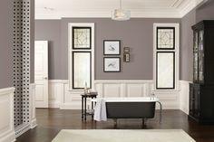 Taupe Badezimmer Für Mehr Begehrten Stil Sherwin Williams