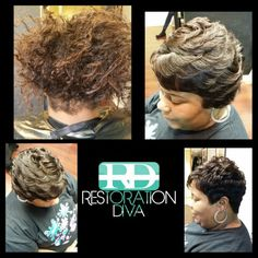 Makeovers, Hairstyle, Short Hairstyle, Short Cuts,