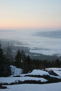 Lifjell. Norway.