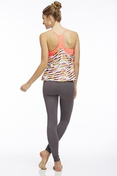 Domino Park - Re-discover your strength in a look that'll leave 'em staring. Norwalk Tank & Salar legging www.fabletics.com