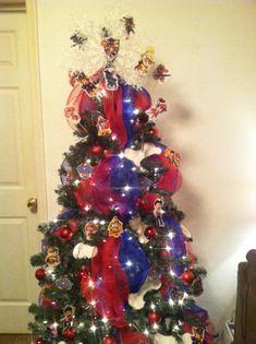 Paw patrol christmas tree. Christmas Decorations, Christmas Tree, Holiday Decor, Paw Patrol Christmas, Dollar Store Halloween, Dollar Stores, Holidays, Teal Christmas Tree, Holidays Events