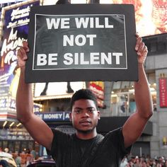 Black Lives Matter protest NY. Photo by Spike Lee                                                                                                                                                                                 More