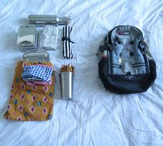 Zero Waste and Plastic Free holiday: What I will be packing