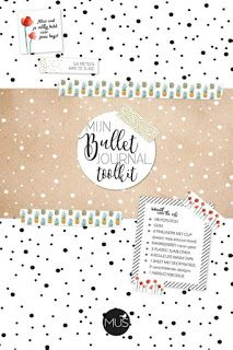 PerfectSweetColors: Mijn Bullet Journal Toolkit + Mijn bullet Journal ...