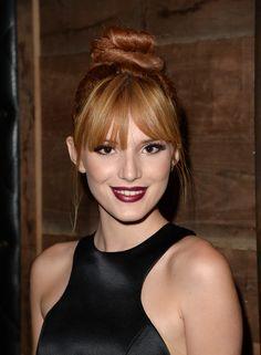 Bella Thorne Hair