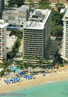 Outrigger Waikiki on the Beach   Hawaii Revealed
