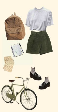 hipster outfits with suspenders Aesthetic Fashion, Aesthetic Clothes, Look Fashion, 90s Fashion, Korean Fashion, Fashion Outfits, Womens Fashion, Hipster Outfits, Grunge Outfits