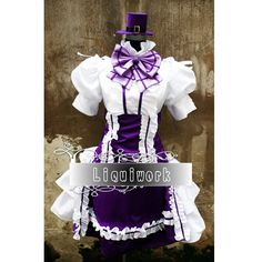 Fancy Goth Gothic Vampire Cosplay Costumes for Women Halloween Masquerade SKU-2010181