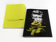 Proyecto Editorial - David Lynch on Behance David Lynch, Behance, Editorial Design, Cover, Prints, Books, Movie Posters, Projects, Editorial Layout