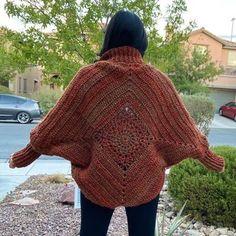 Crochet Shrug Pattern, Crochet Applique Patterns Free, Crochet Stitches, Quick Crochet, Free Crochet, Free Knitting Patterns For Women, Dream Catcher, Crochet Clothes, Creations