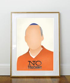 Arrested Development George Bluth Snr A3 or to fit Ikea Ribba Frame 390 x 290mm. $20.00, via Etsy.