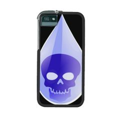 Skull Drop Craft iPhone 5 Case