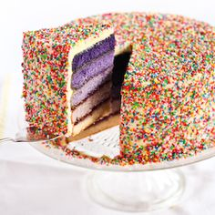 Pinned this cake for the cake, and upon investigation it connects you to the largest most amazing recipe site you could ever see. SO many of the recipes that I have already pinned are listed here--I will be making recipes from this site until I DIE!!!! :)