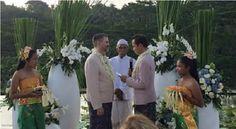 Geger, Pernikahan Pasangan Gay di Bali | Wow Kece Badai !
