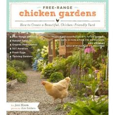 I love gardening and chickens. Perfect book!!
