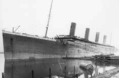 4th dummy funnel installed on the Titanic in order to produce an illusion of heightened safety.