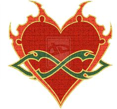 Polyamory Symbol by ShizoJen.deviantart.com on @deviantART