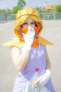 Minna-san, ii yo. Princessu Kenny ganbaru.