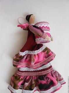 Купить Тильда Хранительница ватных дисков и палочек - тильда кукла, тильда, тильда купить