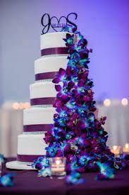 """Résultat de recherche d'images pour """"purple and blue color flower decocations"""""""