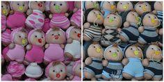 Yupi-pupi: muñecos