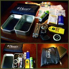 Small Survival Kit by Stormdrane, via Flickr