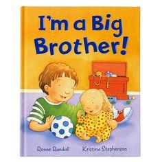 I'm a Big Brother - Storybook