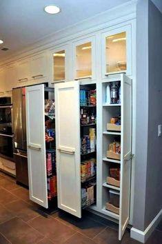 Efficient Kitchen Plans | Kitchen ideas for the efficient design | Interior Design Ideas | AVSO ...