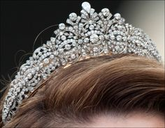 Tiara worn by Alexia, Princess of Greece and Denmark