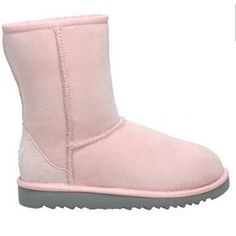 New Styles pink shoe boots 5825 classic short On Sale