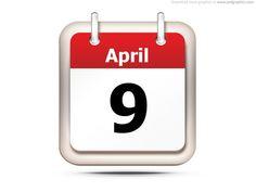 Free PSD Calendar Template #freebies