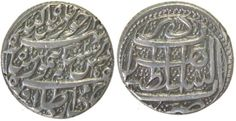 Durrani. Taimur Shah. AR rupee. 1186-1207/1772-1793. Toned with high relief. Herat-120x. K-383.2, A-3100, xf, 11.63g