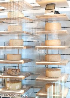 housemade cheeses