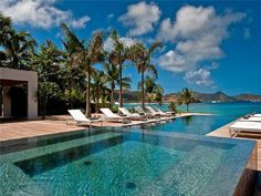Villa Palm Beach - Lorient Bay, St. Barts