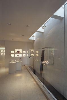 Georg Jensen - World wide Store Brand Concept