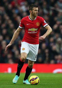 Michael Carrick #16 ...the midfield maestro..