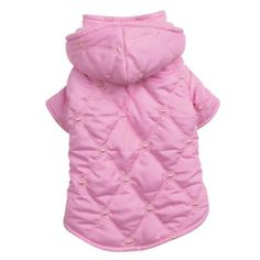 East Side Collection Polyester Quilted Pastel Dog Jacket, Small, 12-Inch, Pink - Apparel & Accessories #Pet #Pets #Accessories #Apparel #Clothes #Clothing #Christmas #Holiday #Holidays #Wish #List #Idea #Ideas #Dog #Dogs #PetAccessoryStore $23.99