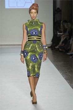 Stella Jean ~African fashion, Ankara, kitenge, African women dresses, African prints, African men's fashion, Nigerian style, Ghanaian fashion ~DKK