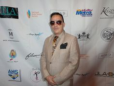 Anthony Rubio at the Victorious Angels Charity Fashion show to benefit for National Brain Tumor society.
