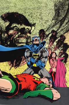Tales of the Demon by Neal Adams