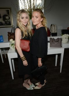 Ashley Olsen Photos: Celebs at the Elizabeth and James Collection Party