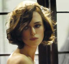 Best Keira Knightley Bob Pictures - Love this Hair