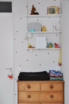 the boo and the boy: storage/furniture Baby Bedroom, Baby Boy Rooms, Kids Bedroom, Modern Kids Decor, Newborn Room, Ideas Habitaciones, Baby Dresser, Deco Kids, Kids Corner