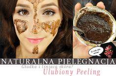Alina Rose Makeup Blog: Naturalna Pielęgnacja- Gładka i lśniąca skóra- Ulubiony Peeling