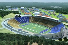 139 Best Pigskin Stadiums Images Football Stadiums College