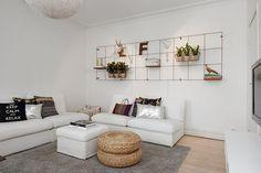 Jurnal de design interior - Amenajări interioare : Amenajarea unui apartament de 61 m²