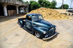 1949 Chevy Truck, Chevy Trucks, Pickup Trucks, Nhra Pro Stock, Chevy Stepside, Old Pickup, Farm Trucks, Custom Bikes, Old Cars