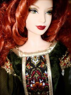 Barbie 2007: Legends of Ireland, Deirdre of Ulster
