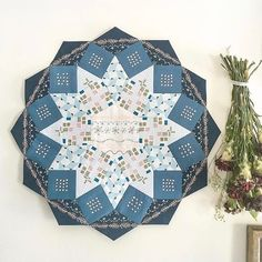Such a beautiful, beautiful #mandolinquilt block by @sarai_hobbies! I just love the contrast between the blue and white rounds! And stunning fussy cutting, Sarai! The Mandolin quilt block tutorial can be found on my make page, with shape pack requirements if you'd like to sew along with us! You can also buy the single block in my shop! #mandolinonmonday Beautiful Beautiful, English Paper Piecing, Mandolin, Diy Tutorial, Just Love, Quilt Blocks, Quilt Patterns, I Shop, Hobbies