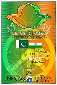 A smile is the beginning of Peace. #IndiawithPakistan